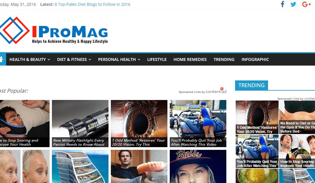 IProMag Health Magazine