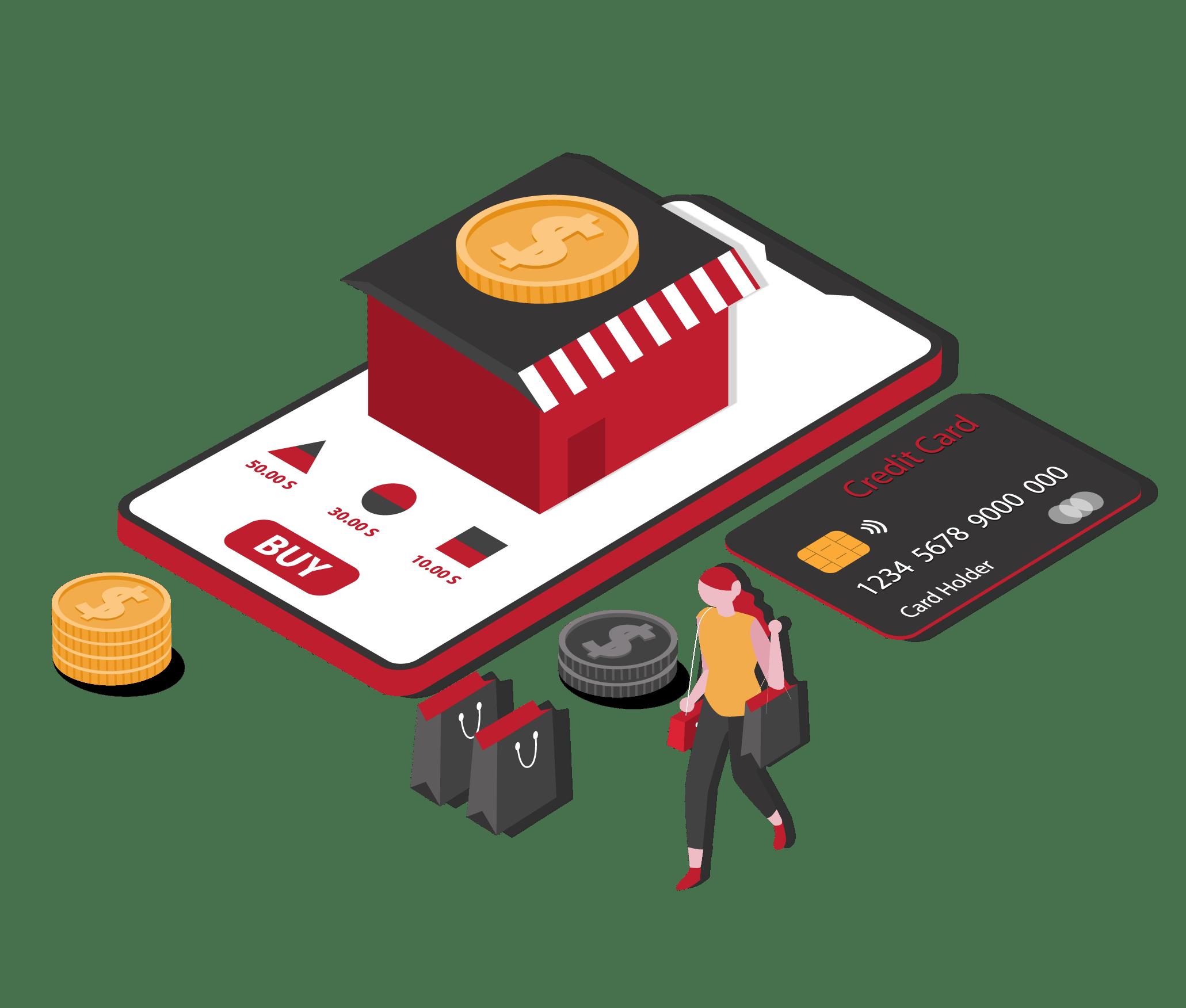 E-commerce Design Service Reinforce Lab
