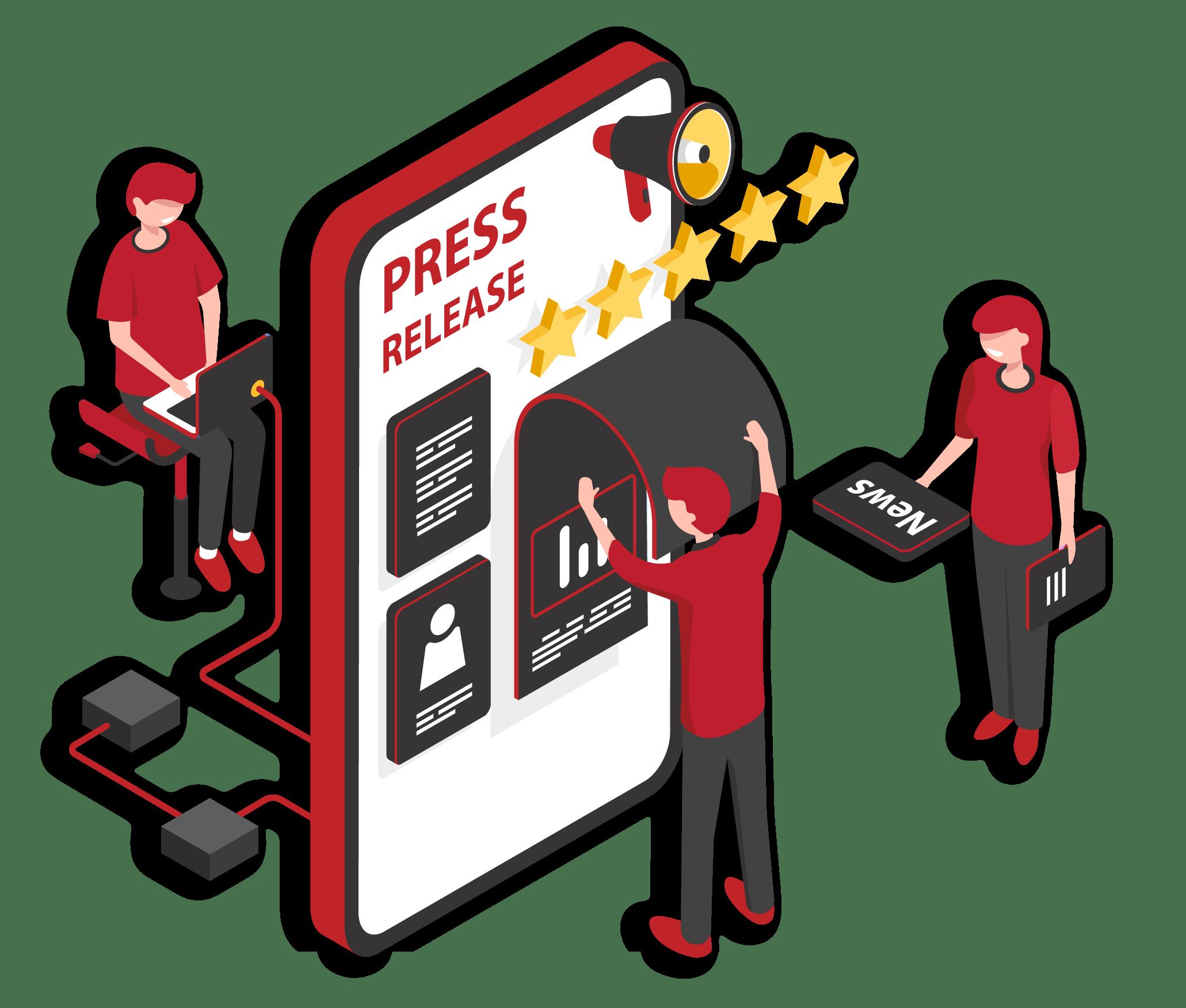 Press Release Service Reinforce Lab