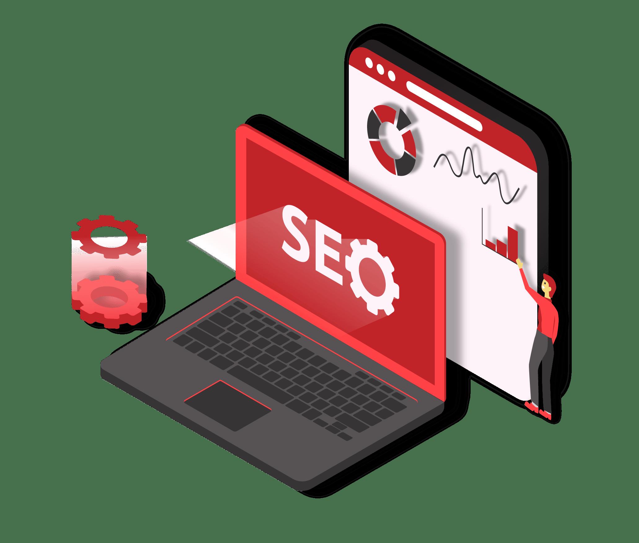 Search Engine Optimization SEO Service Reinforce Lab