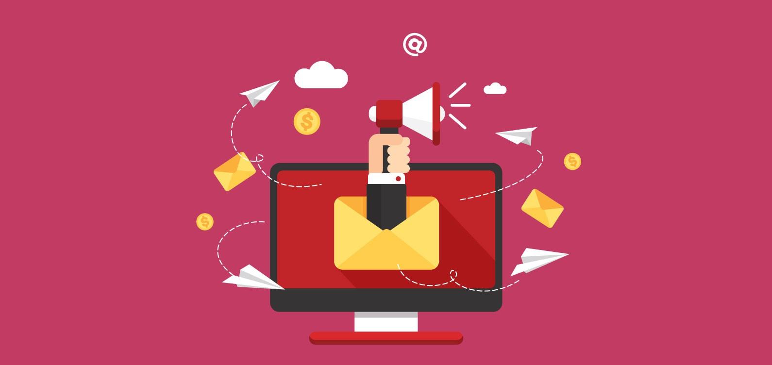 E-mail Marketing Services Hero Image