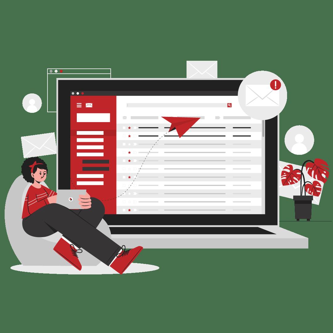 E-mail Marketing Services, E-mail Marketing Services- Reinforce Lab